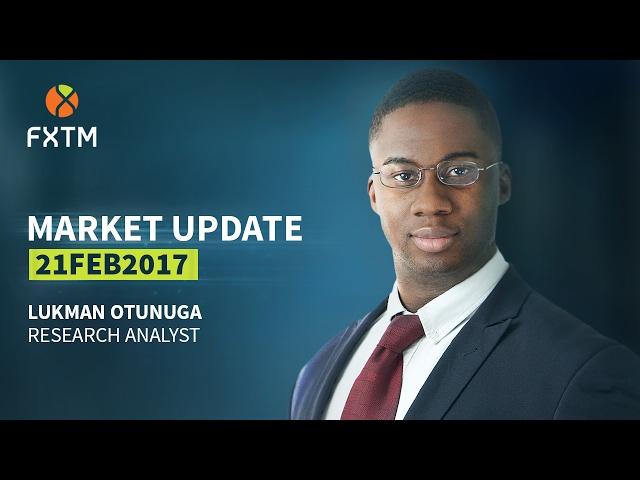 FXTM Forex Market Update | 09/02/2016