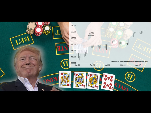 """The """"Trump Bump"""" Was in the Cards LONG Before Trump"""