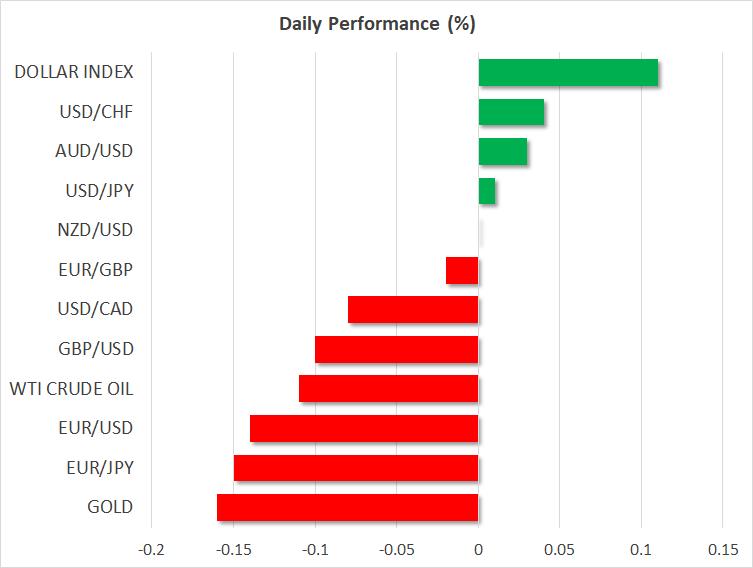 European Open Preview Cautious Boe Sends The Pound Tumbling