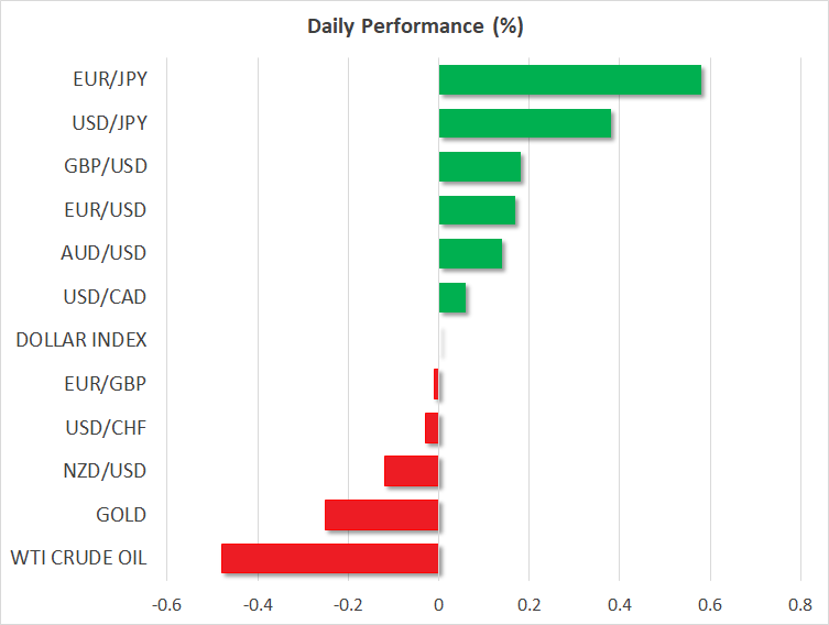 Us Open Preview Yen Continues To Retreat After Boj Us Core Pce